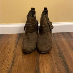 Crown Vintage brown bootie
